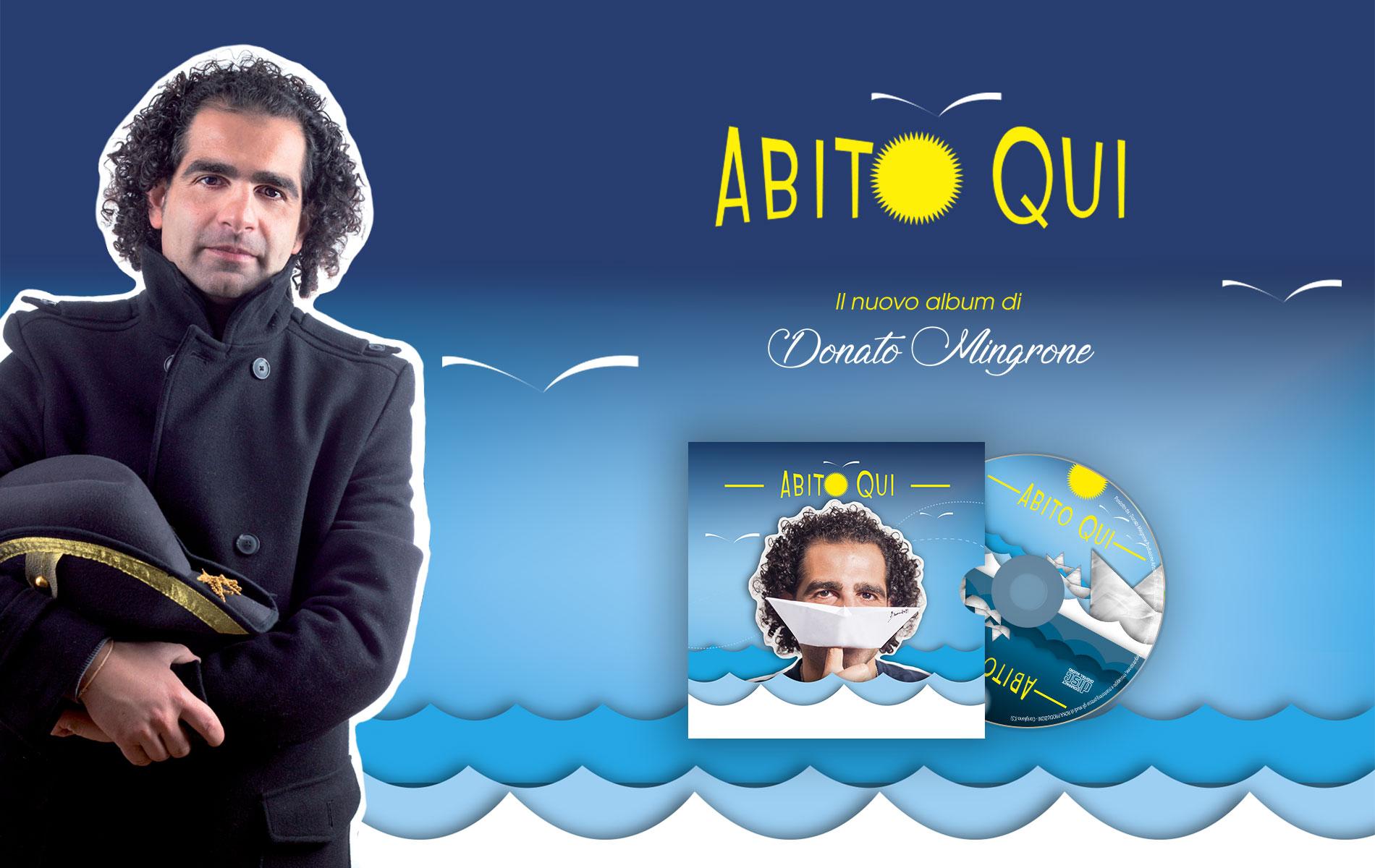 Donato Mingrone - Abito Qui