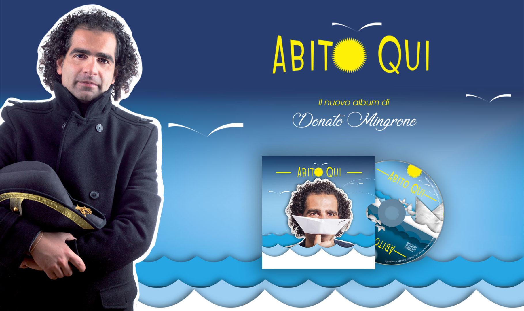 Donato Mingrone - Il cantautore calabrese amante della sua terra